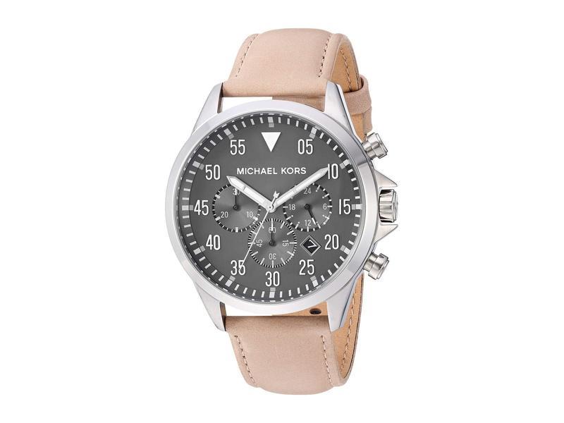 マイケルコース メンズ 腕時計 アクセサリー MK8616 - Gage Brown