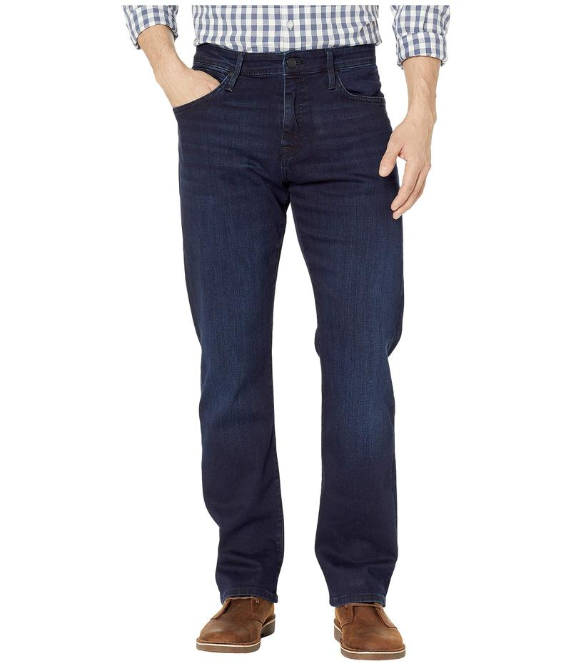 マーヴィ ジーンズ メンズ デニムパンツ ボトムス Matt Mid-Rise Relaxed Straight Leg in Deep indigo Williamsburg Deep indigo Williamsburg