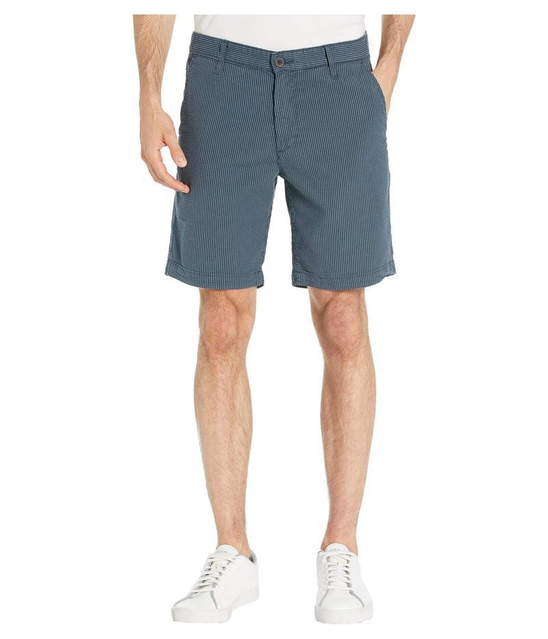 エージー アドリアーノゴールドシュミット メンズ ハーフパンツ・ショーツ ボトムス Wanderer Shorts Prussian Blue