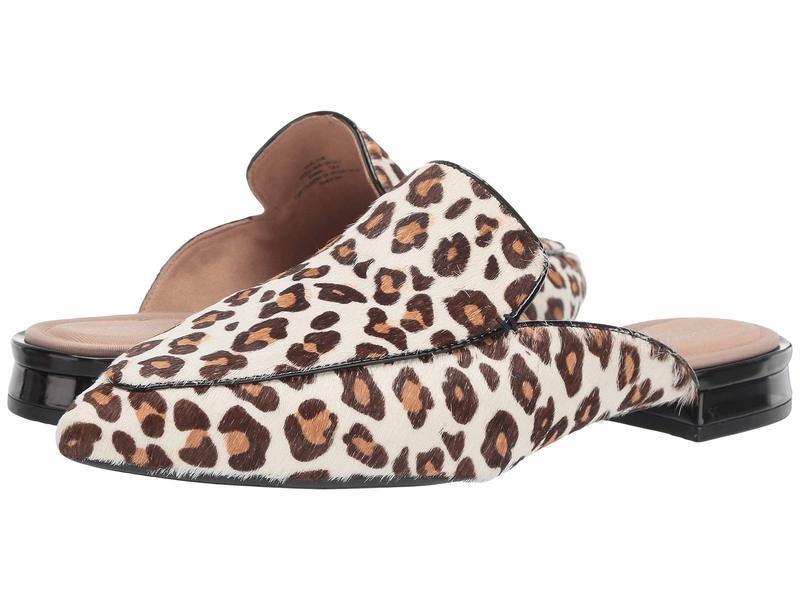 ロックポート レディース スリッポン・ローファー シューズ TM Zuly M Slip-On White Leopard