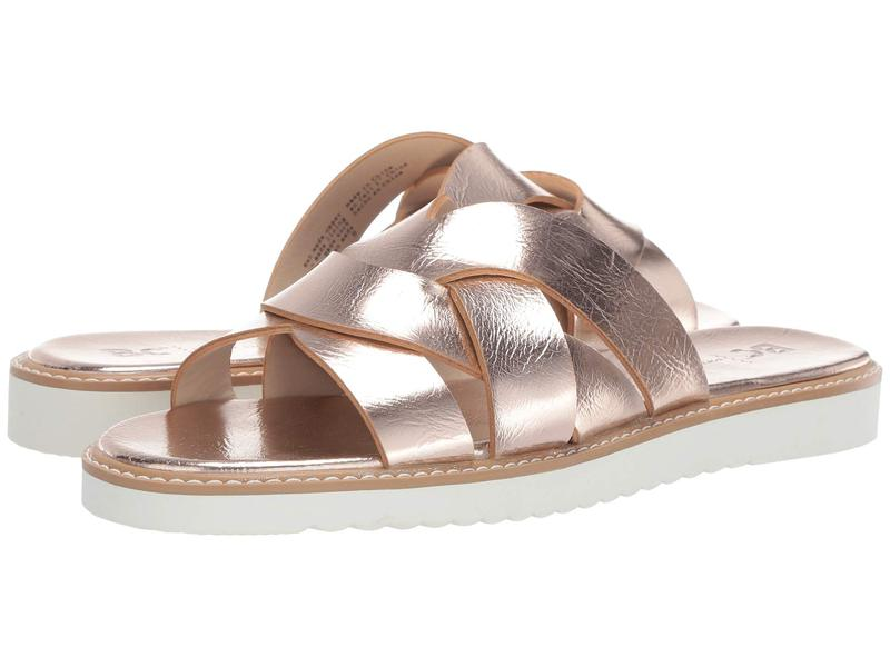 セイシェルズ レディース サンダル シューズ BC Footwear by Seychelles Therapeutic Rose Gold Metallic