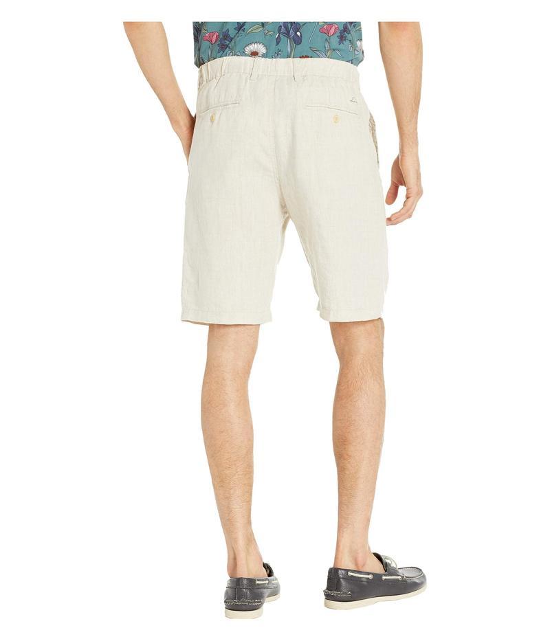 トッミーバハマ メンズ ハーフパンツ・ショーツ ボトムス Linen The Good Life Shorts Natural LinenukZXPi