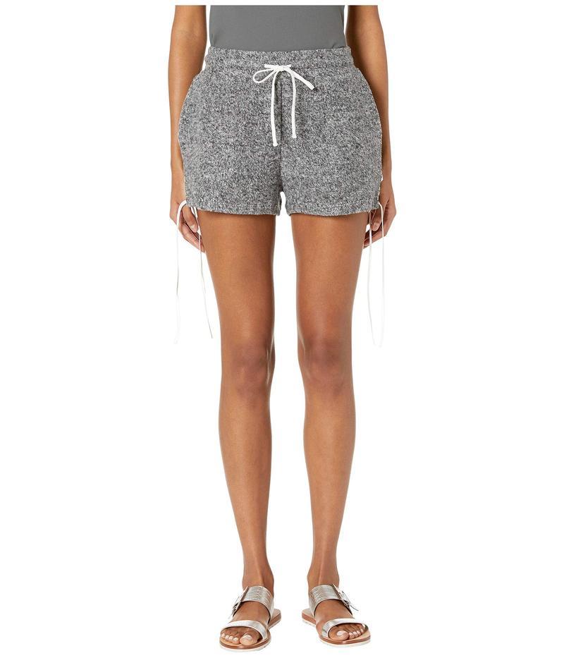 ザ・クープルス レディース ハーフパンツ・ショーツ ボトムス Fleece Shorts Grey Chine