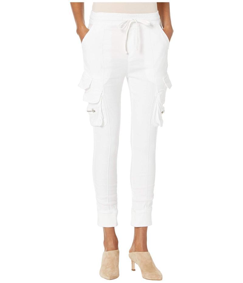 ザ・クープルス レディース カジュアルパンツ ボトムス Casual Military Pants White