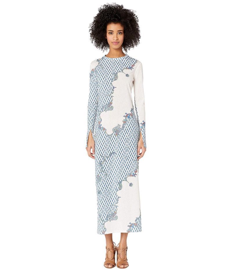 イーガルアズロベル レディース ワンピース トップス Paisley Printed Jersey Dress Blossom Multi