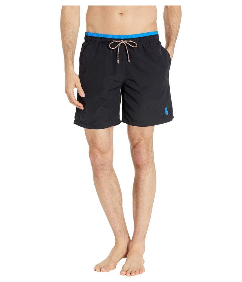 ブガッチ メンズ ハーフパンツ・ショーツ 水着 Swim Shorts Black