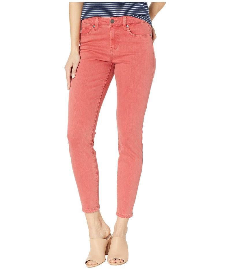 リバプール レディース デニムパンツ ボトムス Penny Ankle Skinny Jeans in Mineral Red Mineral Red
