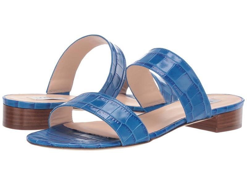 エルケーベネット レディース ヒール シューズ Eveleen Duel Strap Sandal Mediterranean Blue