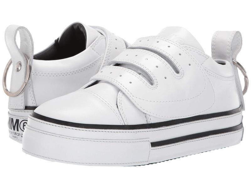 マルタンマルジェラ レディース スニーカー シューズ Loop Sneaker White