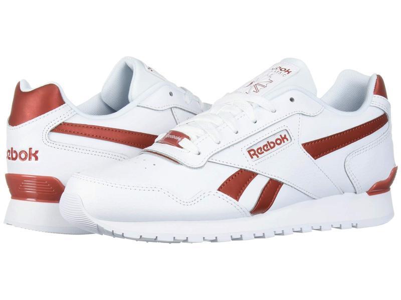 リーボック メンズ スニーカー シューズ Classic Harman Run Clip Us-White/Mason Red
