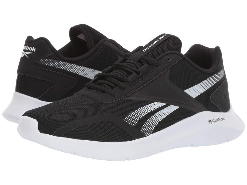 リーボック メンズ スニーカー シューズ Energylux 2.0 Black/Black/White