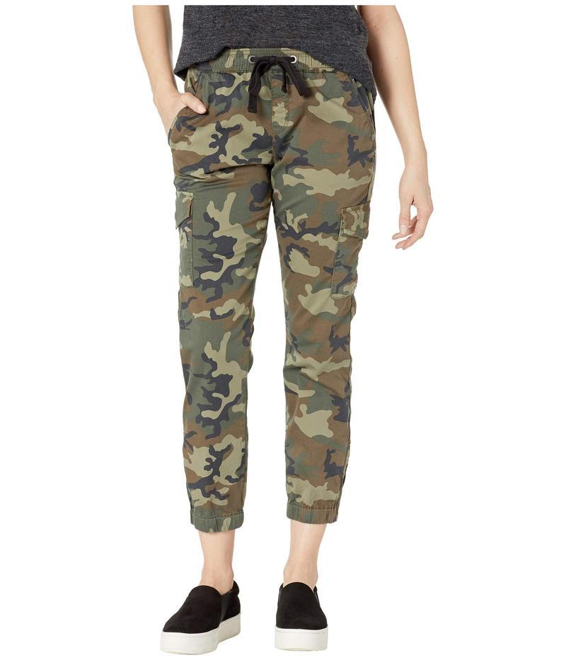サンクチュアリー レディース カジュアルパンツ ボトムス Pull-On Trooper Pants Love Camo