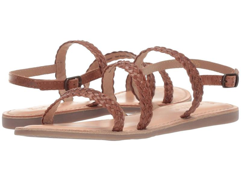 スプレンディット レディース サンダル シューズ Truman Rust Leather