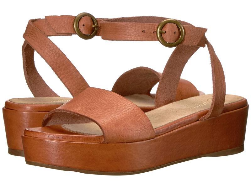 セイシェルズ レディース サンダル シューズ Monogram Rust Leather