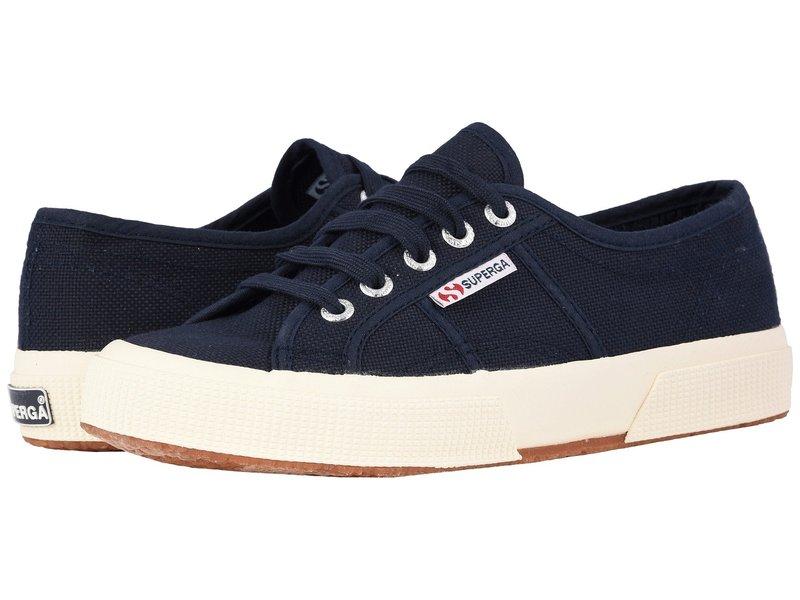 スペルガ メンズ スニーカー シューズ 2750 COTU Classic Sneaker Navy