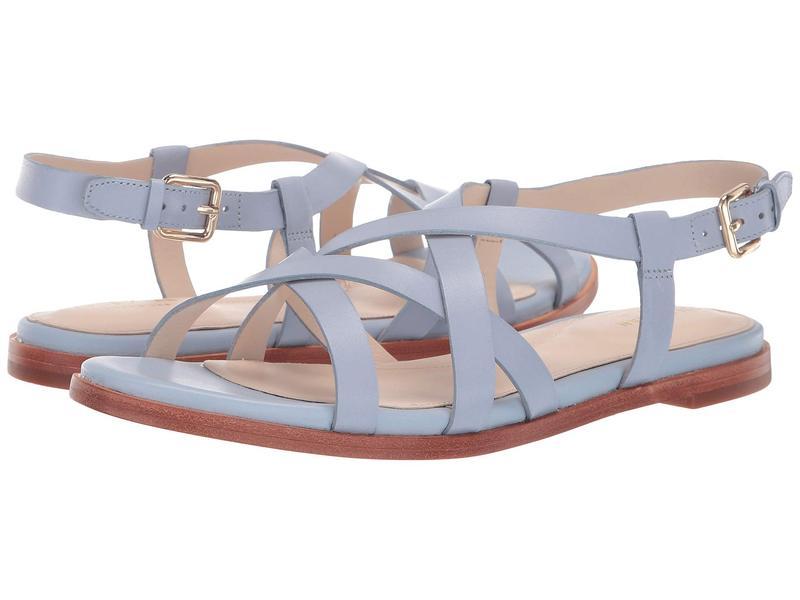 コールハーン レディース サンダル シューズ Analeigh Grand Strappy Sandal Zen Blue Leather