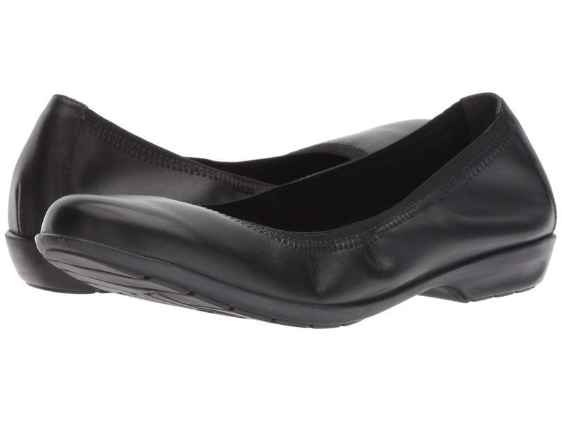 ウォーキング クレイドル レディース サンダル シューズ Foley Black Leather