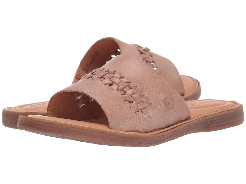 ボーン レディース サンダル シューズ St. Francis Natural Full Grain Leather