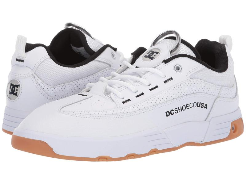ディーシー メンズ スニーカー シューズ Legacy 98 Slim White