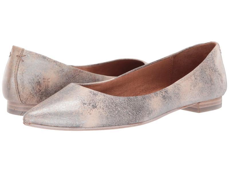 フライ レディース サンダル シューズ Sienna Ballet Moonlight Metallic