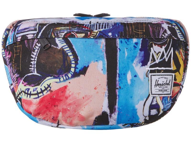 ハーシェルサプライ メンズ ボディバッグ・ウエストポーチ バッグ Studio Nineteen Basquiat Skull
