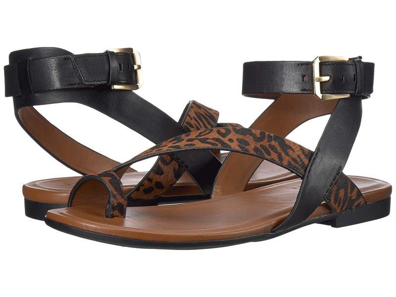 ナチュライザー レディース サンダル シューズ Tally Cheetah/Black Leather