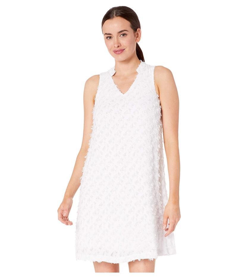 ニックプラスゾーイ レディース ワンピース トップス Clip It Up Dress Paper White