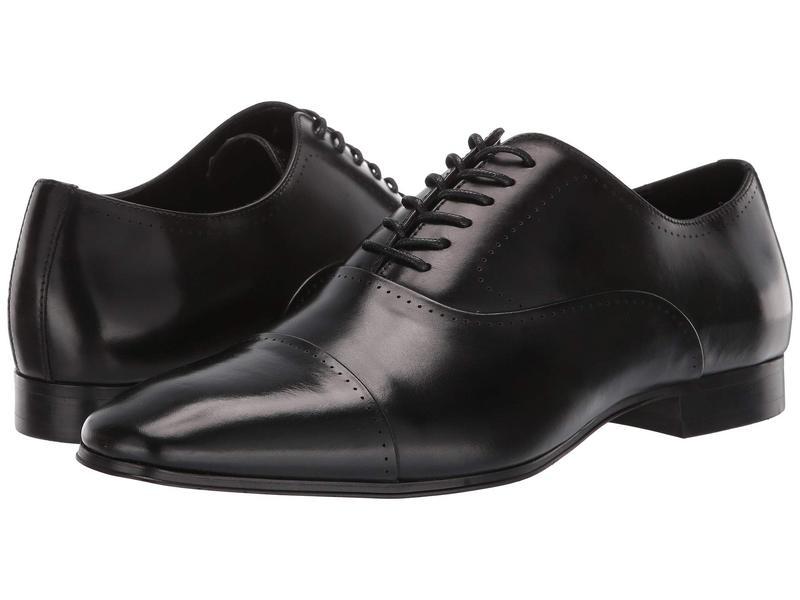 アルド メンズ オックスフォード シューズ Guerin Black Leather