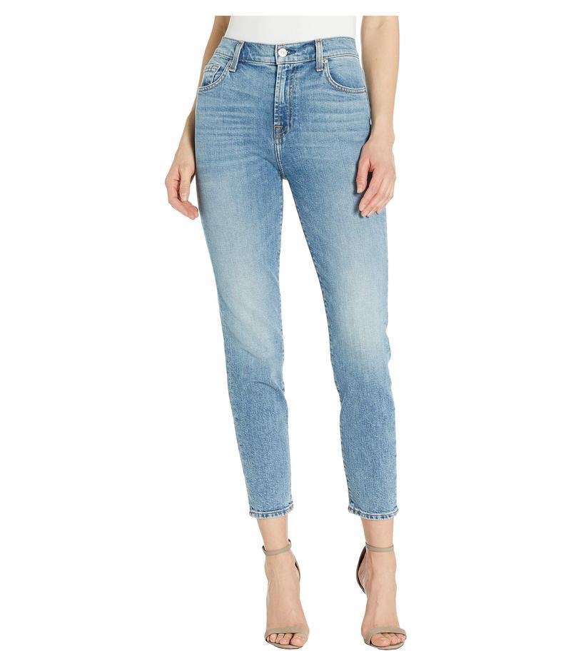 セブンフォーオールマンカインド レディース デニムパンツ ボトムス High Waist Slim Jeans in Sloane Vintage Sloane Vintage