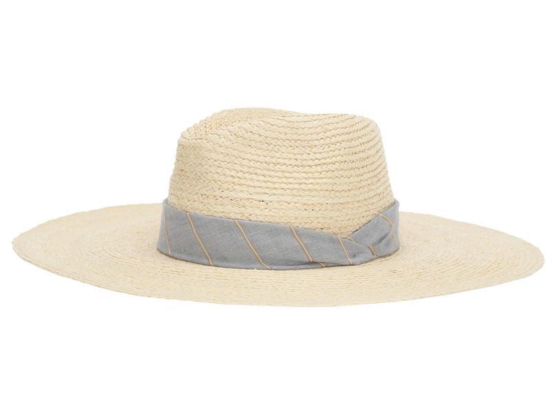 送料無料 サイズ交換無料 ラグアンドボーン レディース アクセサリー 帽子 Blue Multi ラグアンドボーン レディース 帽子 アクセサリー Sewn Straw Panama Hat Blue Multi