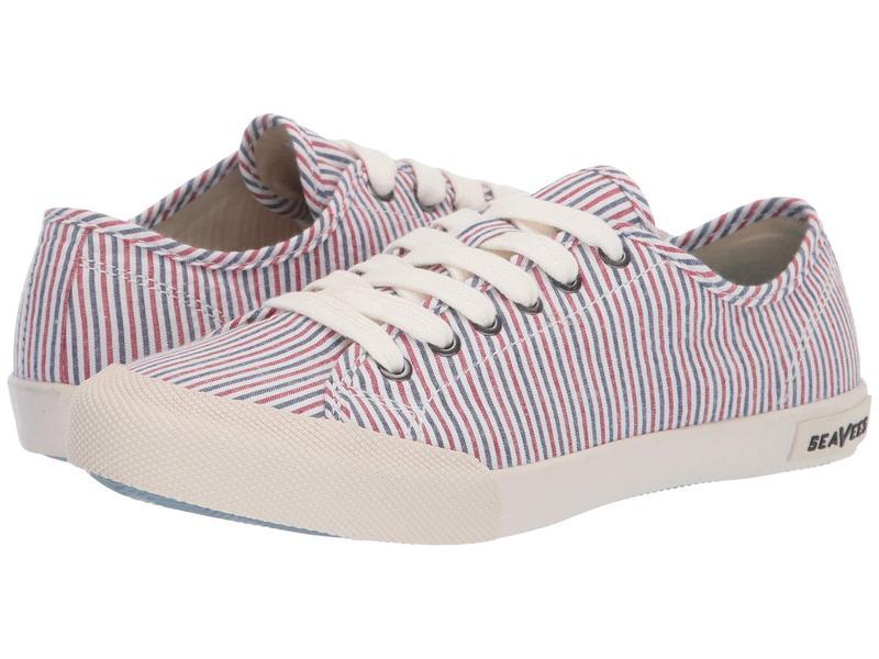 シービーズ レディース スニーカー シューズ Monterey Sneaker Americana Americana