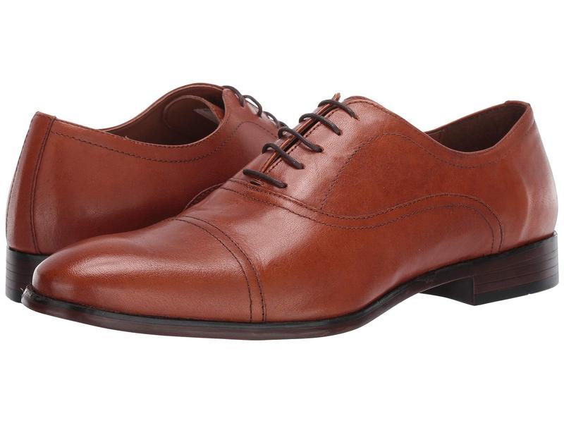 スティーブ マデン メンズ オックスフォード シューズ Offisir Tan Leather