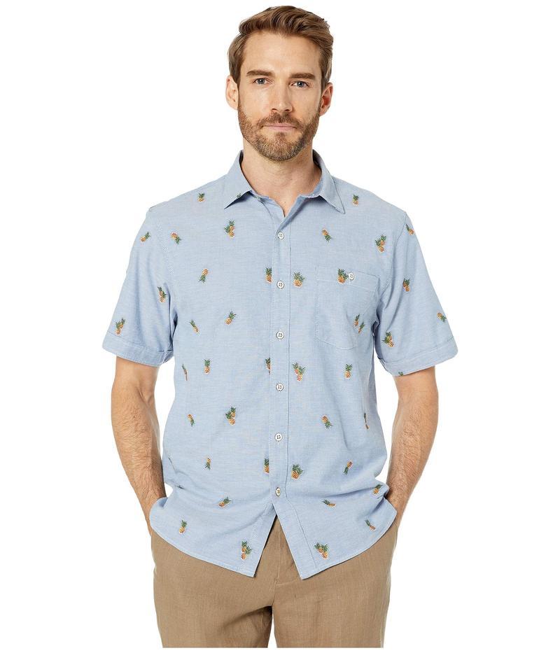 トッミーバハマ メンズ シャツ トップス Pineapple Isles Billfish