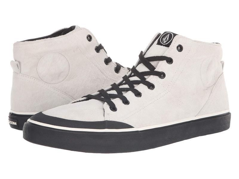 ボルコム メンズ スニーカー シューズ Hi Fi Lx Shoes Vintage White