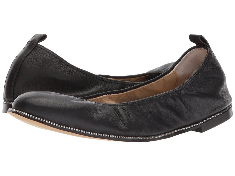 ボトキエ レディース サンダル シューズ Mason Ballet Black Leather