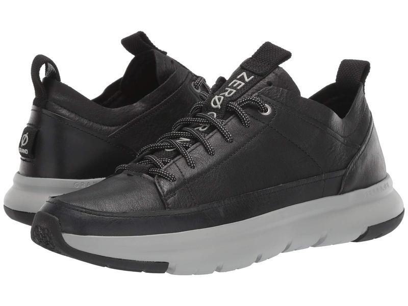 コールハーン メンズ スニーカー シューズ Zerogrand Explore Sneaker Black/Limestone
