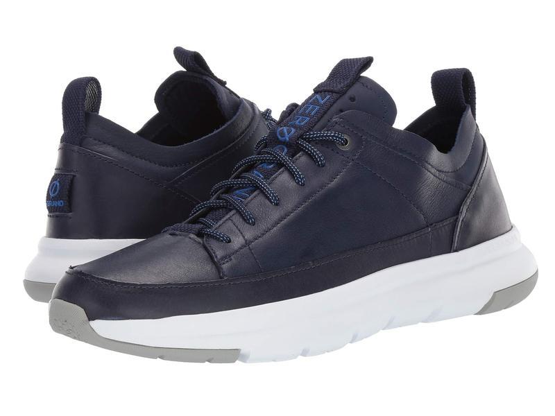 コールハーン メンズ スニーカー シューズ Zerogrand Explore Sneaker Navy Ink/Provence/Vapor Grey