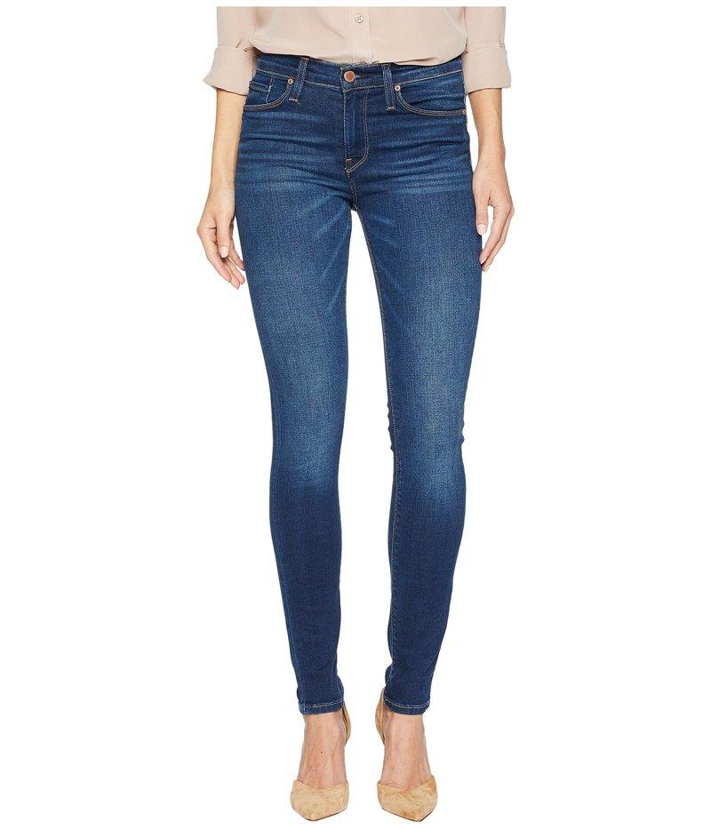ハドソンジーンズ レディース デニムパンツ ボトムス Nico Mid-Rise Super Skinny Jeans in Gower Gower
