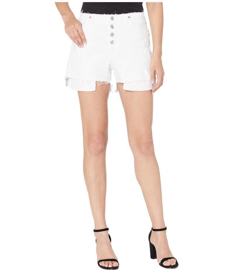 ハドソンジーンズ レディース ハーフパンツ・ショーツ ボトムス Sloane Shorts in Diffused Diffused