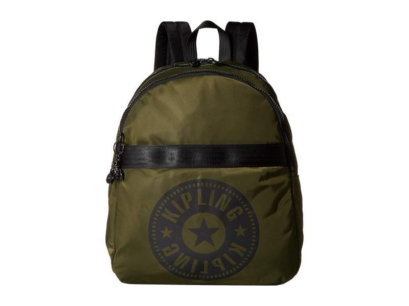 キプリング レディース バックパック・リュックサック バッグ Maybel Backpack Jaded Green