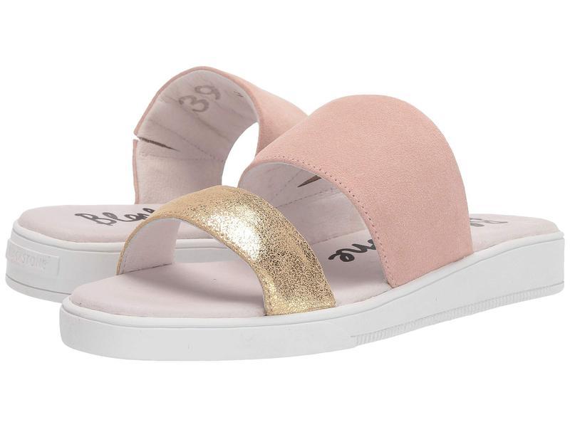 ブラックストーン レディース サンダル シューズ Slide 2 Strap - RL92 Crystal Pink