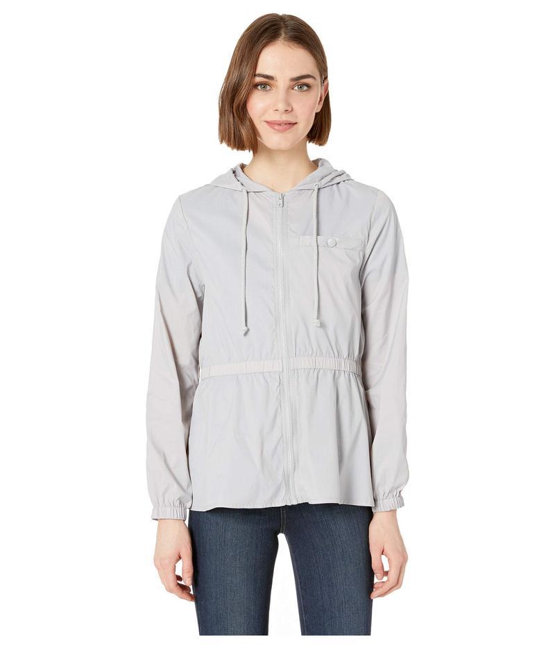 ジャック バイ ビービーダコタ レディース コート アウター Make It Rain Light Nylon Jacket Stone Grey