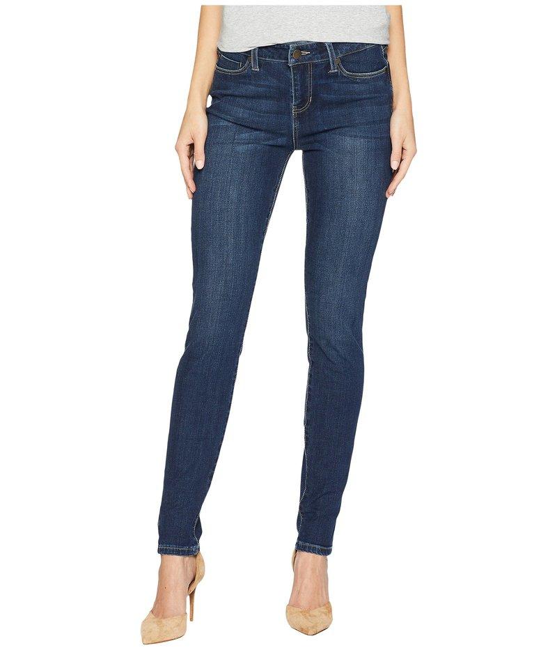 リバプール レディース デニムパンツ ボトムス Abby Skinny Jeans with Shaping and Slimming Four-Way Stretch Denim in Lynx Wash Lynx Wash