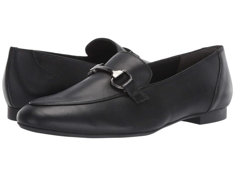 ポール・グリーン レディース サンダル シューズ Bailey Flat Black Leather