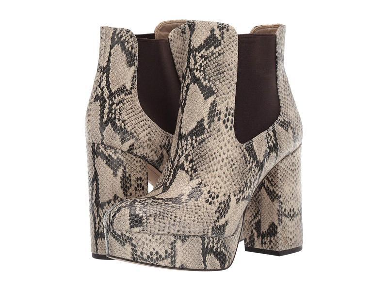 サムエデルマン レディース ブーツ・レインブーツ シューズ Abella Beach Multi Pacific Snake Print Leather