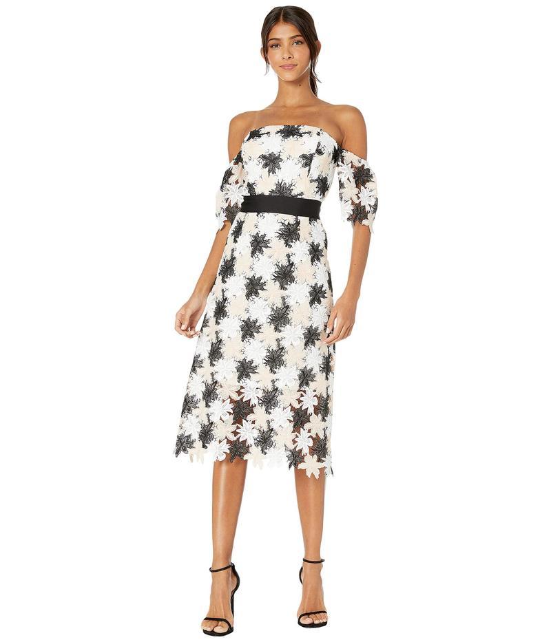 サムエデルマン レディース ワンピース トップス Lace Midi Dress Blush Multi