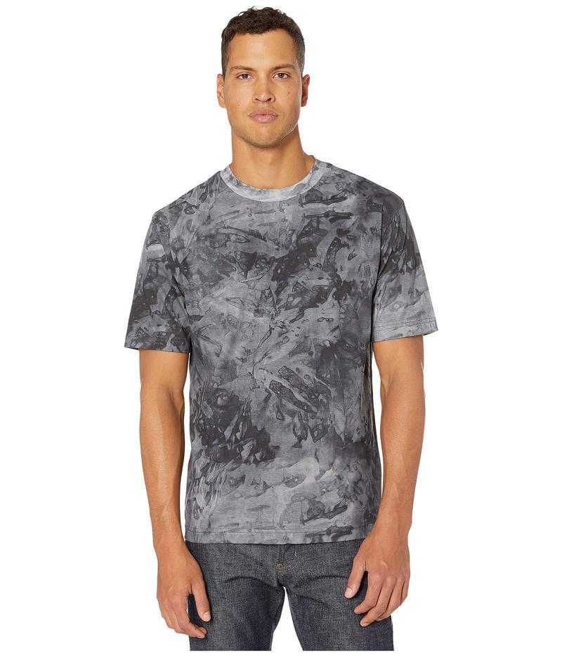 ヒューゴボス メンズ シャツ トップス Taive T-Shirt Dark Blue