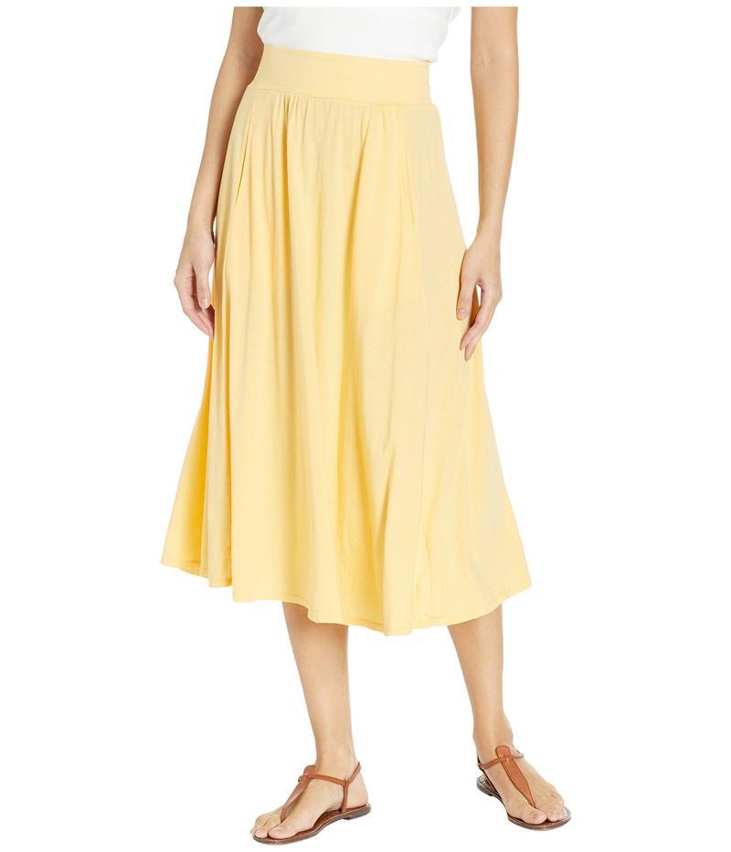 ラメイド レディース スカート ボトムス Darling Skirt with Pockets Mellow Yellow
