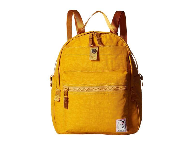 ローラ レディース バックパック・リュックサック バッグ Escapist Large Backpack Ochre