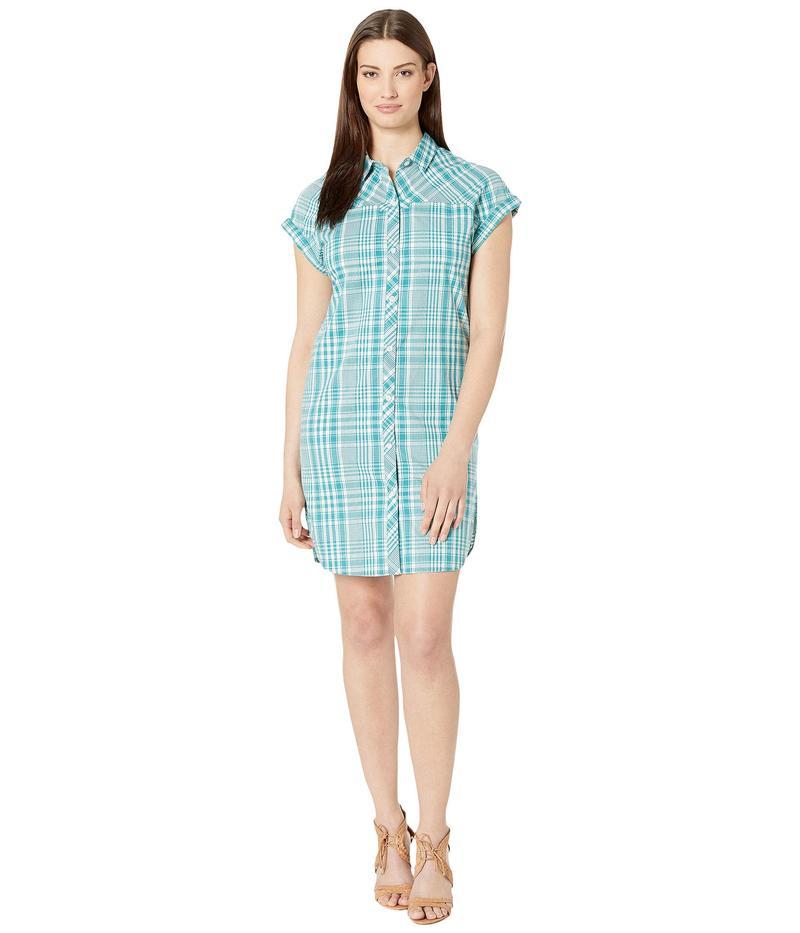 ペンドルトン レディース ワンピース トップス Sunnyside Two-Pocket Shirtdress Brittany Blue Plaid
